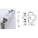 SPD型压敏电阻器